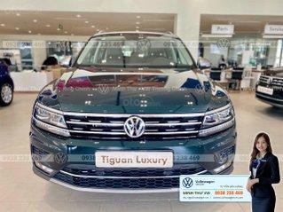 Giá xe Tiguan Luxury tháng 7/2020 - Khuyến mãi 50% trước bạ