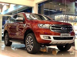 Ford An Đô bán xe Everest 2020, giá tốt nhất miền Bắc tặng phụ kiện tiền mặt, trả góp 90% chỉ từ 200tr, đủ màu giao ngay