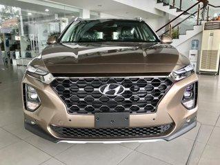 Bán xe Hyundai Santa Fe 2020 mới 100%, máy dầu PB Premium xe giao ngay, đủ màu... Bán trả góp, lãi suất thấp
