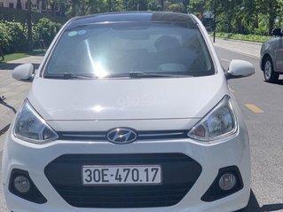 Cần bán xe Hyundai Grand i10 2016, màu trắng, xe nhập