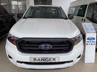 Bán xe Ford Ranger XL 4x4 2020, màu trắng, xe nhập