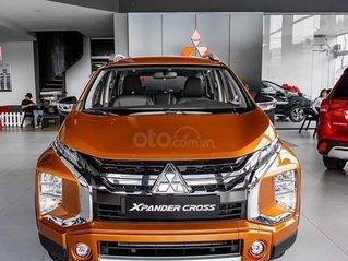 Mitsubishi Xpander Cross, khuyến mãi hấp dẫn, giao xe ngay, đủ màu, hỗ trợ trả góp lãi suất thấp, phụ kiện đầy đủ