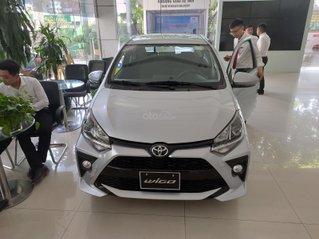 Giá xe Toyota Wigo 1.2G AT 2020 sập sàn, nhiều ưu đãi tốt