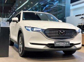 [Mazda Phú Mỹ Hưng] Mazda CX-8 giảm trực tiếp 200 triệu, thuế giảm 50%, giá xe CX-8 chỉ từ 999 triệu- Lo hồ sơ vay nhanh