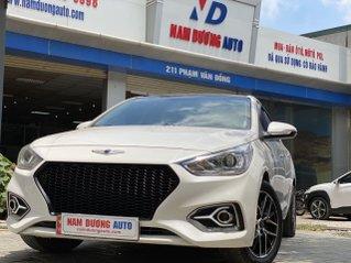Cần bán Hyundai Accent đời 2018 ít sử dụng giá 520 triệu đồng