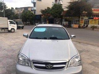 Bán Daewoo Lacetti sản xuất năm 2011, màu bạc, giá chỉ 168 triệu