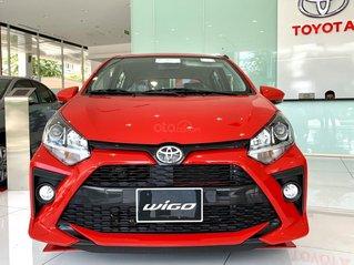 Bán xe Toyota Wigo 2020, nhập khẩu nguyên chiếc, 384 triệu