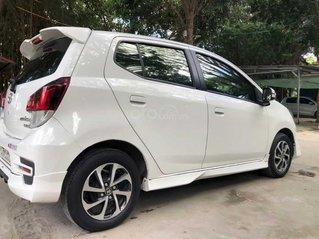 Bán ô tô Toyota Wigo đời 2018, màu trắng, nhập khẩu, 345 triệu