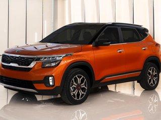 [Kia Giải Phóng] bán Seltos Premium đủ màu, giá tốt, giao xe luôn, đặt xe để nhận giá ưu đãi - trả góp 80% - Ms Diện