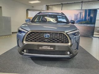 Bán Toyota Corolla Cross đời 2020