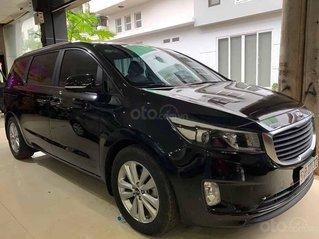 Bán ô tô Kia Sedona 3.3L GAT sản xuất năm 2016, màu đen