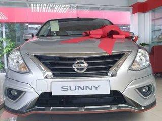 Bán xe Nissan Sunny sản xuất 2019, màu bạc