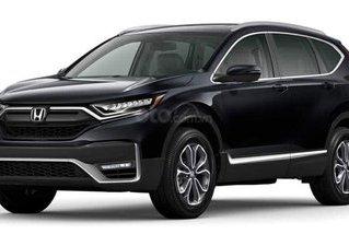 Honda CR-V 2020 siêu Hot giảm ngay 100% thuế trước bạ, xe đủ màu có sẵn giao ngay