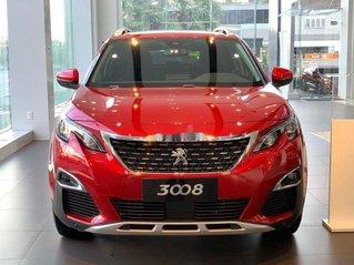 Bán Peugeot 3008 AT sản xuất năm 2020, màu đỏ, nhập khẩu
