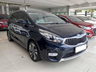 Bán Kia Rondo 2.0G AT 2019 tự động, màu xanh biển TP, xe đẹp giá rẻ