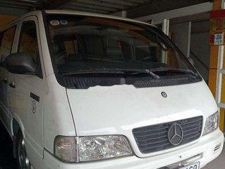 Bán Mercedes MB100 năm 2002, màu trắng, xe nhập, 112 triệu