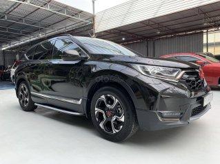 Bán Honda CRV L 2018 xanh rêu cực hiếm số SG, xe đẹp nguyên bản