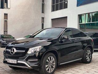 Mercedes GLE400 Coupe đen đăng kí chưa lăn bánh tại hãng