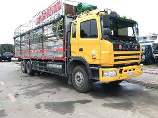 Bán xe tải JAC 3 chân 2013, xe 3 giò JAC tổng tải 24 tấn, đã hoán cải hạ tải, có chiều cao xe tải 3 chân JAC