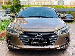Hyundai Elantra 2.0 2017 chạy chuẩn 23000km