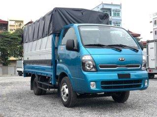 Xe tải Kia K200 tải trọng 1.9 tấn Trường Hải, máy Hyundai trả góp 70% ở Hà Nội