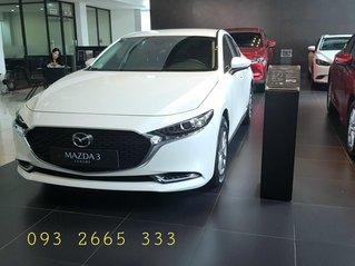 Bán Mazda 3 2020 - trả trước chỉ 133tr - giảm 50% thuế trước bạ, xe giao ngay, hồ sơ vay nhanh