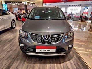 Bán xe VinFast Fadil đời 2020, màu xám