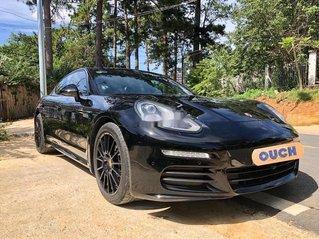Bán Porsche Panamera đời 2015, màu đen, xe nhập