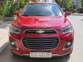 Cần bán gấp Chevrolet Captiva sản xuất 2017, 675tr