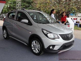 Xe Vinfast Fadil 2021 - Bản base tiêu chuẩn màu bạc De-Sat-Silver - có sẵn giao ngay, ưu đãi vàng trong tháng