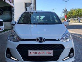 Cần bán lại xe Hyundai Grand i10 năm sản xuất 2018, màu trắng