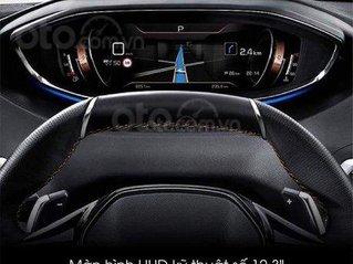 Peugeot 5008 mang tầm vóc SUV sang trọng - lịch lãm, nhận ưu đãi với tổng giá trị lên tới 100 triệu