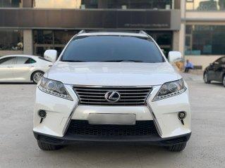Lexus RX350 đời 2013 nhập Nhật, màu trắng, xe đẹp xuất sắc giá mới
