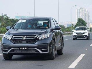 Honda Giải Phóng, CR-V 2020 phiên bản mới, ưu đãi cực hấp dẫn
