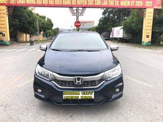 Honda City 1.5CVT đời cuối 2018, số tự động, màu xanh ngọc, 1 chủ cán bộ Huyện Sóc Sơn, xe mới khủng khiếp