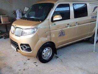 Bán xe Dongben X30 đời 2020, màu vàng cát, 5 chỗ, 500kg