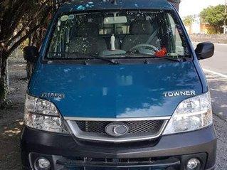 Bán xe tải nhẹ Thaco Towner đời 2017, màu xanh lam