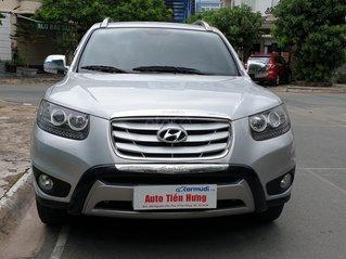 Bán Hyundai Santafe MLX, xe nhập máy dầu EVGT 2.0 số tự động đời T5/2010 đẹp mới 70%