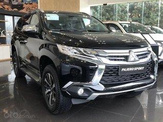Mitsubishi Pajero Sport hỗ trợ trả góp lên đến 85% giá trị xe, liên hệ để nhận giá nét nhất thị trường