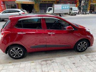 Bán Hyundai Grand i10 đời 2018, màu đỏ chính chủ, giá chỉ 325 triệu