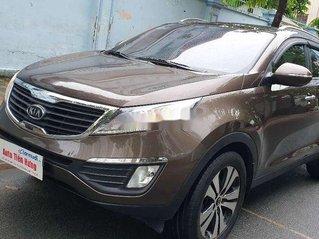 Cần bán xe Kia Sportage năm 2012, nhập khẩu còn mới