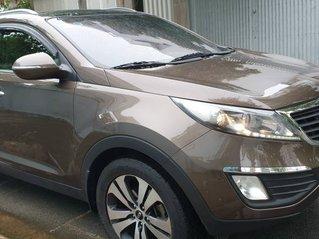 Bán Kia Sportage Limited 2.0 AT năm 2012, màu nâu, nhập khẩu nguyên chiếc