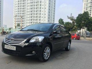 Chính chủ gia đình cần bán Vios 1.5E 2012, màu đen, số sàn