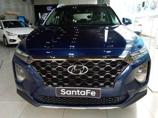 Hyundai Santa Fe - Chiến binh thép bảo vệ gia đình. Bạn khỏi Covid, đủ màu giao ngay, giảm tiền mặt khủng