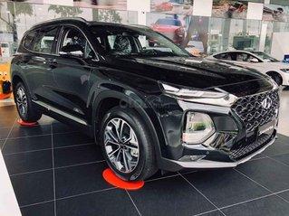 Đẹp hơn Ngọc Trinh Hyundai SantaFe 2.2 dầu cao cấp, trả trước 330tr nhận xe, hỗ trợ ngân hàng 80%