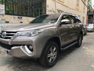 Bán Toyota Fortuner 2.4L 2020 máy dầu, số tự động, xe đẹp đi 18.000km bao kiểm tra hãng