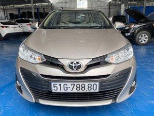 Toyota Vios 1.5E 2018, số tự động, biển SG, trả trước chỉ từ 145 triệu