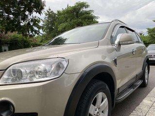 Bán Chevrolet Captiva đời 2008, màu bạc còn mới, giá chỉ 215 triệu