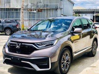 Cần bán Honda CR V năm 2020, màu xám