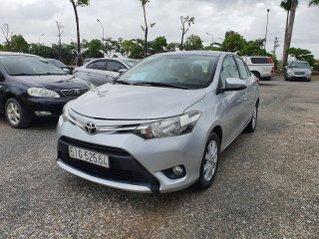 Toyota Vios 2017 AT màu bạc số tự động